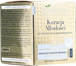 Парфюми, Парфюмерия, козметика Крем за лице - Bielenda Kuracja Mlodosci Cream 50+