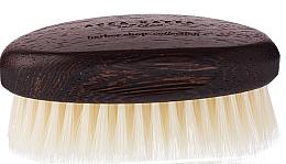 Парфюмерия и Козметика Четка за брада, бяла - Acca Kappa Barber Shop Collection