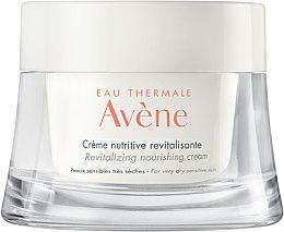 Парфюмерия и Козметика Възстановяващ и подхранващ крем за лице - Avene Eau Thermale Revitalizing Nourishing Cream