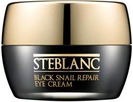 Парфюми, Парфюмерия, козметика Околоочен крем - Steblanc Black Snail Repair Eye Cream