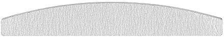 Пиличка за нокти, сива, 100/180 - Tools For Beauty Nail File Bridge — снимка N1