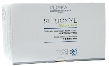 Пилинг за почистване на скалпа - L'Oreal Professionnel Serioxyl Scalp Peeling Thinning Hair — снимка N1