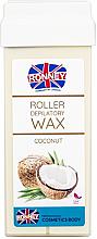 """Парфюмерия и Козметика Кола маска """"Кокос"""" - Ronney Wax Cartridge Coconut"""