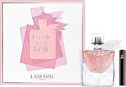 Парфюми, Парфюмерия, козметика Lancome La Vie Est Belle L'Eclat - Комплект (edp/30ml + mascara/2ml)