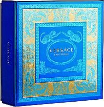 Парфюми, Парфюмерия, козметика Versace Man Eau Fraiche - Комплект (тоал. вода/30ml + душ гел/50ml)