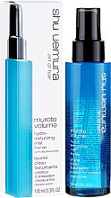 Парфюмерия и Козметика Хидратиращ стилизиращ спрей за коса - Shu Uemura Art of Hair Muroto Volume Hydro Texturising Mist