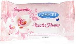 Парфюми, Парфюмерия, козметика Мокри кърпички - Comfort Magnolia