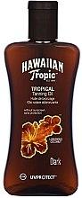 Парфюмерия и Козметика Масло активатор за тен - Hawaiian Tropic Coconut Tropical Tanning Oil