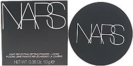 Фиксираща насипна пудра за лице - Nars Light Reflecting Loose Setting Powder — снимка N1