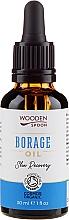 Парфюмерия и Козметика Масло от пореч - Wooden Spoon Borage Oil