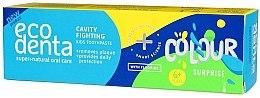 Парфюмерия и Козметика Детска паста за зъби - Ecodenta Cavity Fighting Kids Toothpaste