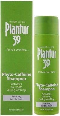 Шампоан против косопад за тънка и крехка коса - Plantur 39 Coffein Shampoo