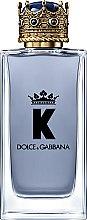 Парфюмерия и Козметика Dolce & Gabbana K by Dolce & Gabbana - Тоалетна вода (тестер с капачка)