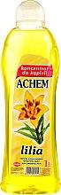 Парфюмерия и Козметика Концентрирана пяна за вана с аромат на лилиум - Achem Concentrated Bubble Bath Lily
