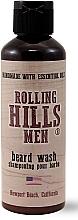 Парфюмерия и Козметика Шампоан за брада - Rolling Hills Men Beard Wash