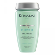 Парфюми, Парфюмерия, козметика Балансиращ шампоан за мазни корени и сухи краища - Kerastase Specifique Bain Divalent