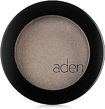 Парфюмерия и Козметика Матови сенки за очи - Aden Cosmetics Matte Eyeshadow Powder