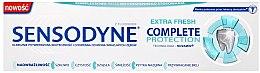 Парфюми, Парфюмерия, козметика Паста за зъби - Sensodyne Complete Protection Extra Fresh