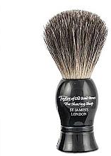 Парфюмерия и Козметика Четка за бръснене, черна - Taylor of Old Bond Street Shaving Brush Pure Badger size S