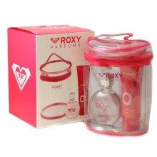 Парфюми, Парфюмерия, козметика Roxy Women - Комплект (edt 100 + b/l 150 + sh/g 150)