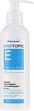 Парфюмерия и Козметика Овлажняващ балсам за суха и склонен към атопичен дерматит кожа - Pharmaceris E Emotopic Hydrating Lipid-Replenishing Body Balm