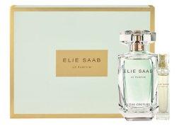 Парфюми, Парфюмерия, козметика Elie Saab L'Eau Couture - Комплект (edt/50ml + edt/10ml)