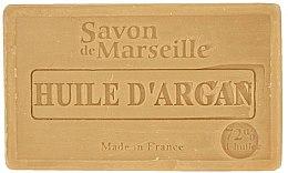 Парфюми, Парфюмерия, козметика Сапун - La Maison du Savon de Marseille Argan Soap