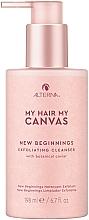 Парфюмерия и Козметика Ексфолиант за скалп - Alterna My Hair My Canvas New Beginnings Exfoliating Cleanser