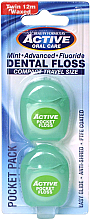 Парфюми, Парфюмерия, козметика Конец за зъби, 12 м - Beauty Form Active Oral Care Dental Floss