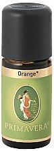 "Парфюмерия и Козметика Етерично масло ""Портокал"" - Primavera Natural Essential Oil Orange Demeter"