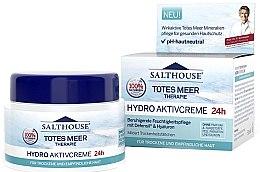 Парфюми, Парфюмерия, козметика Крем за лице - Salthouse Hydro Active Cream 24h