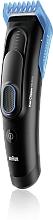 Парфюмерия и Козметика Машинка за подстригване, черна - Braun HairClipper HC5010 Black