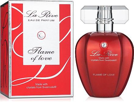 La Rive Flame of Love Swarovski - Парфюмна вода