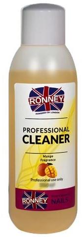 """Обезмаслител за нокти """"Манго"""" - Ronney Professional Nail Cleaner Mango"""