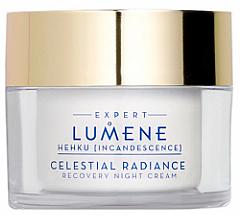 Парфюми, Парфюмерия, козметика Възстановяващ нощен крем - Lumene Hehku Celestial Radiance Resovery Night Cream