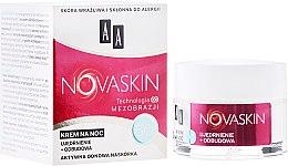 Парфюми, Парфюмерия, козметика Нощен укрепващ крем за лице 50+ - AA Cosmetics Novaskin Night Cream