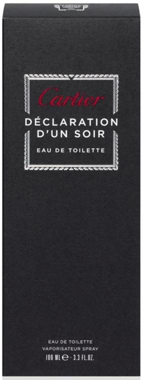 Cartier Declaration DUn Soir - Тоалетна вода — снимка N3