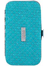 Парфюмерия и Козметика Комплект за маникюр, 5 инструмента - Gabriella Salvete Tools Manicure Kit Blue