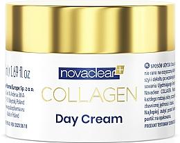 Парфюмерия и Козметика Дневен колагенов крем за лице - Novaclear Collagen Day Cream