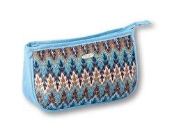 """Парфюми, Парфюмерия, козметика Козметична чанта в синьо """"Boho"""" 94156 - Top Choice"""