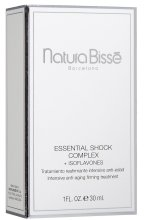 Интензивено подмладяващ комплекс за лице - Natura Bisse Essential Shock Complex + isoflavones — снимка N2