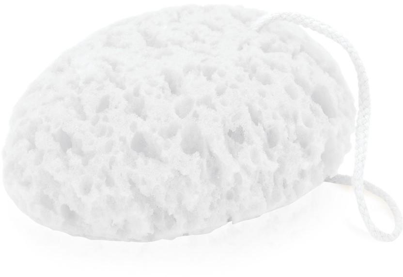 Гъба за баня 6009, овална , бяла - Donegal Bath Sponge — снимка N1