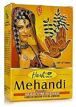 Парфюми, Парфюмерия, козметика Порахообразна къна за коса - Hesh Mehandi Powder