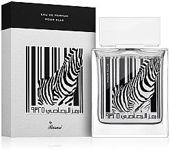 Парфюми, Парфюмерия, козметика Rasasi Rumz Al Zebra Pour Elle - Парфюмна вода