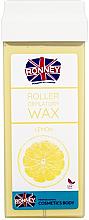 """Парфюмерия и Козметика Кола маска """"Лимон"""" - Ronney Wax Cartridge Lemon"""