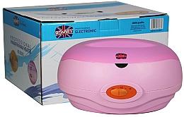Парфюмерия и Козметика Нагревател за кола маска RE 00001, розов - Ronney Profesional Paraffin Wax Heater