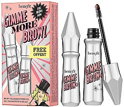 Парфюми, Парфюмерия, козметика Комплект гелове за вежди - Benefit Gimme More Brow! (brow/gel/3g+brow/gel/1.5g)