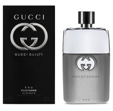 Парфюми, Парфюмерия, козметика Gucci Guilty Eau Pour Homme - Тоалетна вода