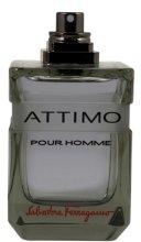 Парфюми, Парфюмерия, козметика Salvatore Ferragamo Attimo pour Homme - Тоалетна вода (тестер без капачка)
