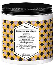 Парфюмерия и Козметика Възстановяваща маска за силно увредена коса - Davines The Renaissance Circle Hair Mask